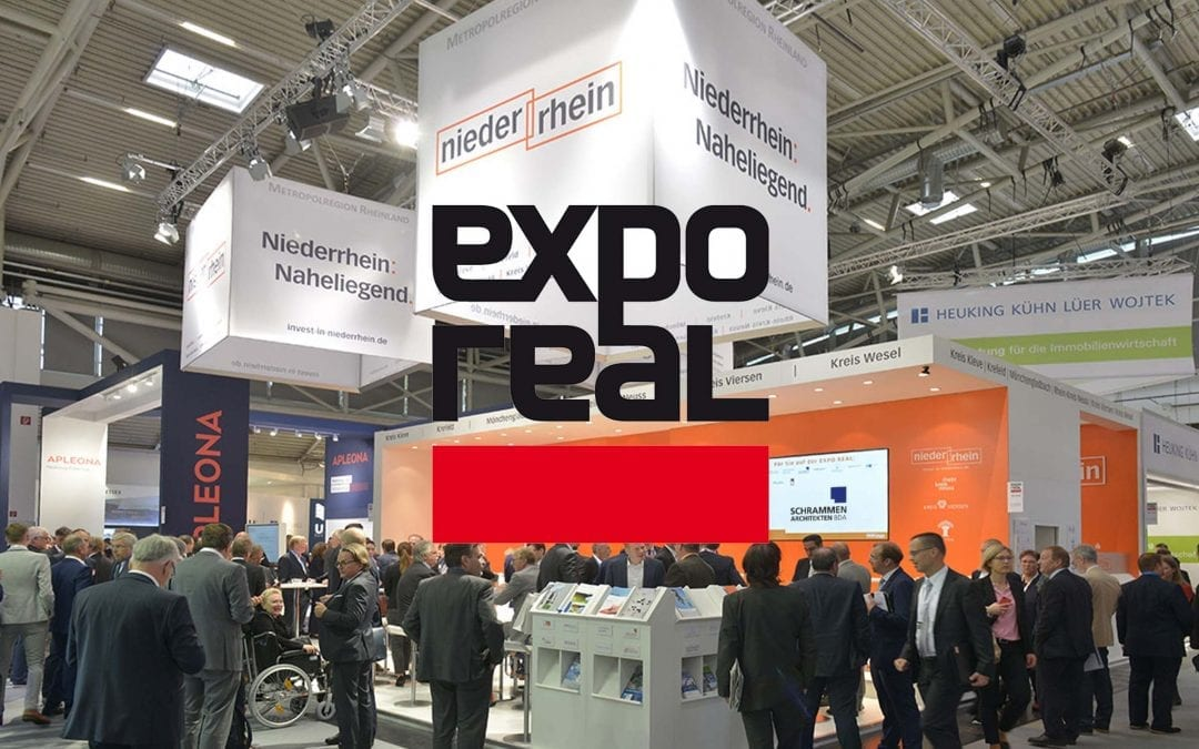 Expo Real – Messe München 07.–09. Oktober 2019