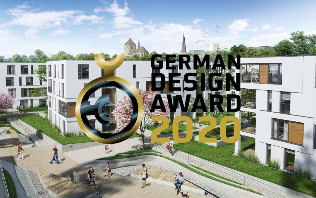 German Design Award Nominee – Roermonder Höfe