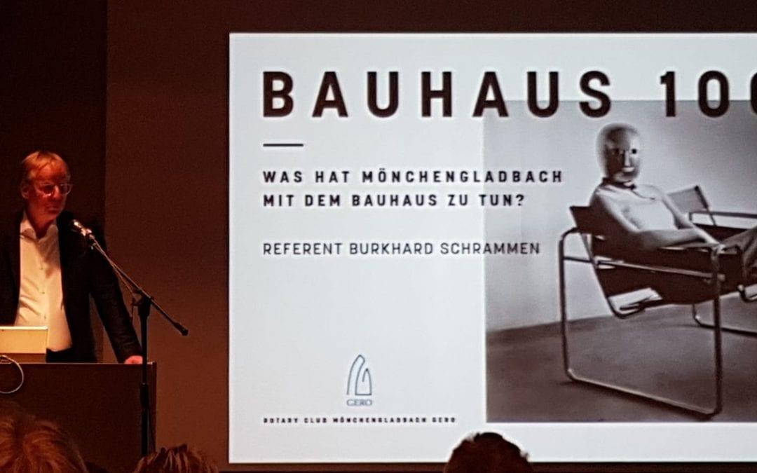 Bauhaus100 – Vortrag
