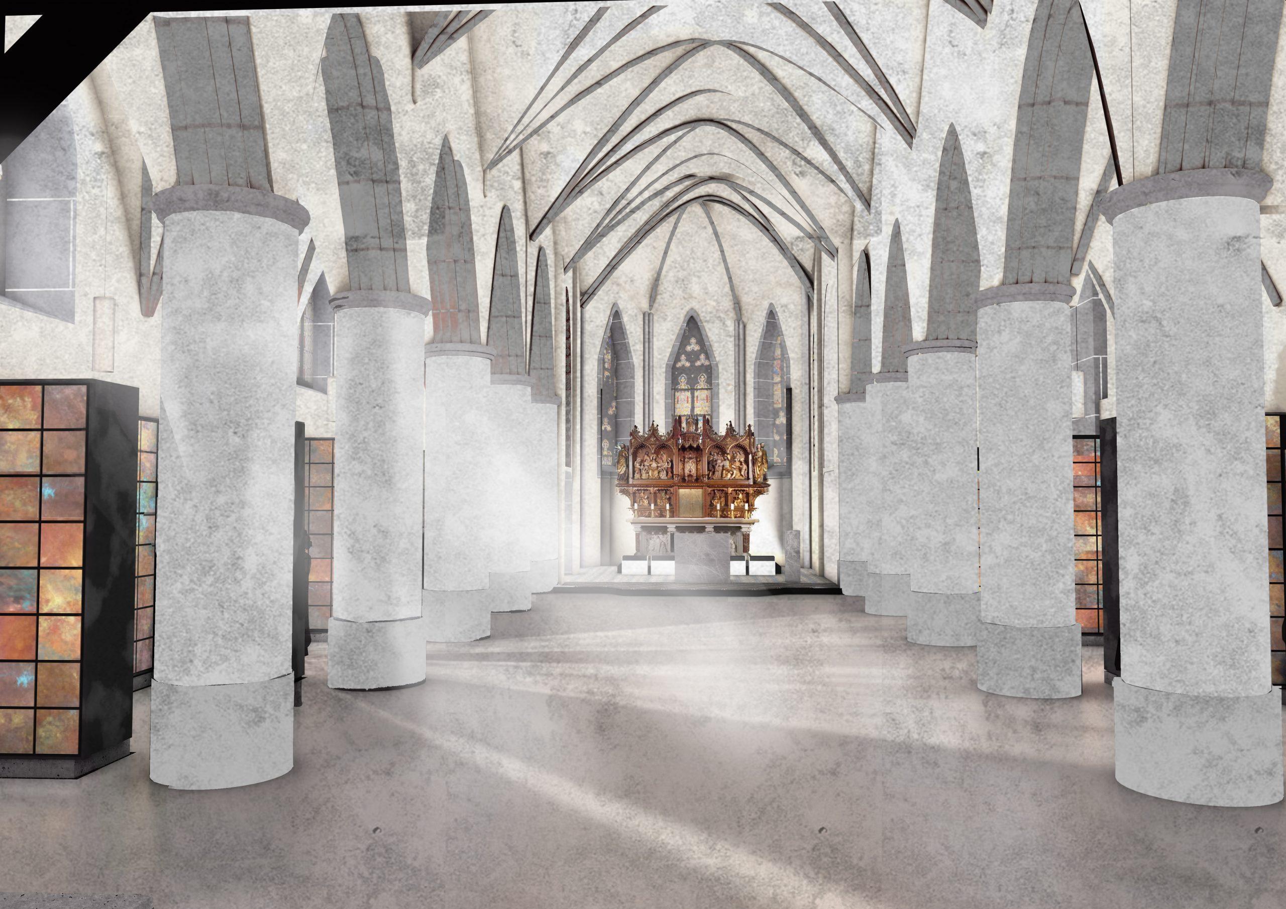 St. Anton Grabeskirche
